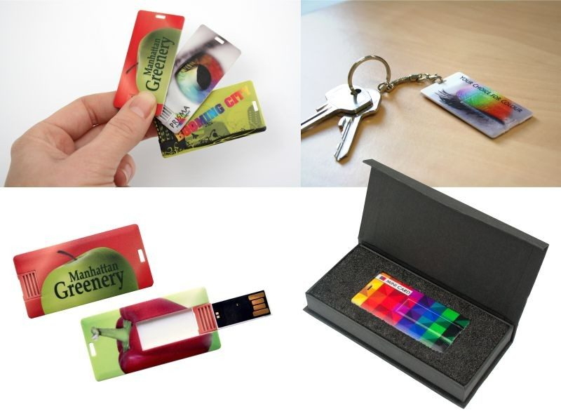 USB Flash Bellekler Mini Card